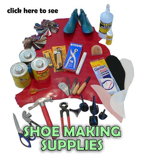 Shoe Repair Supplies Store